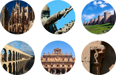 Monumentos de Rutas por Castilla y Leon - Visitas Guiadas Zamora