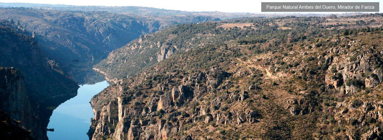 Parque Natural de Arribes del Duero - Visitas Guiadas Zamora