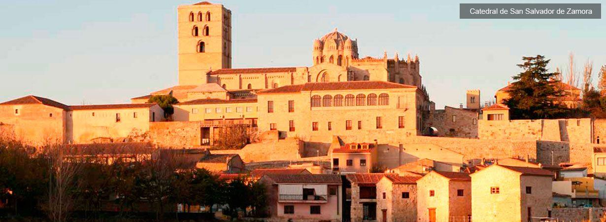 Catedral de San Salvador de Zamora - Visitas Guiadas Zamora