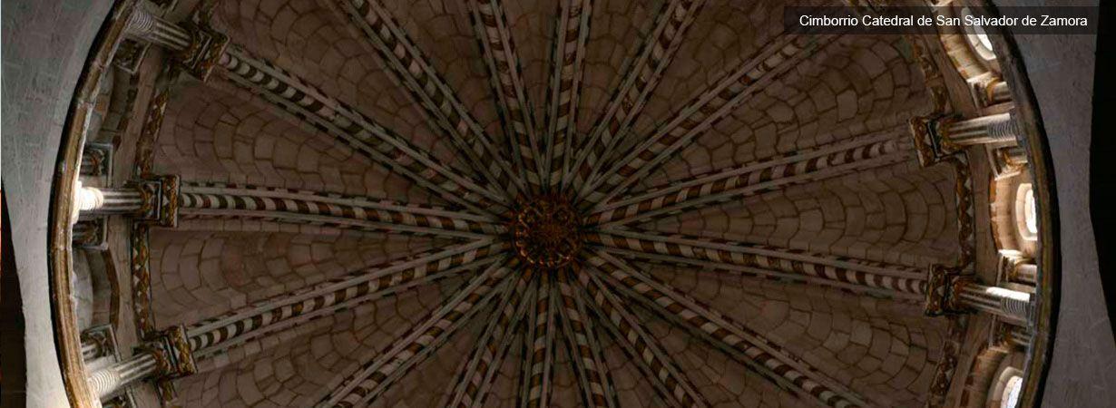 Cimborrio Catedral San Salvador de Zamora - Visitas Guiadas Zamora