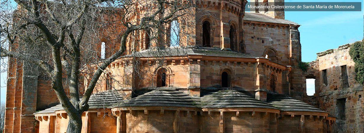 Monasterio Cisterciense de Santa María de Moreruela - Visitas Guiadas Zamora